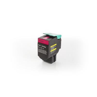 HQ Patronen Alternative zu Lexmark 0C540H1MG Toner Magenta für ca. 2.000 Seiten | 4250631283730