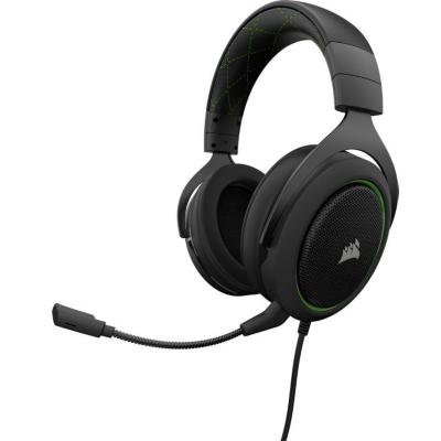 Corsair  Gaming HS50 Stereo Gaming Headset schwarz/grün | 0843591060172
