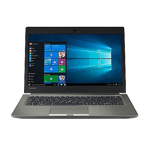 Toshiba Portégé Z30-C-16P Notebook i7-6500U SSD Full HD LTE Windows 10 Pro | 4051528340914