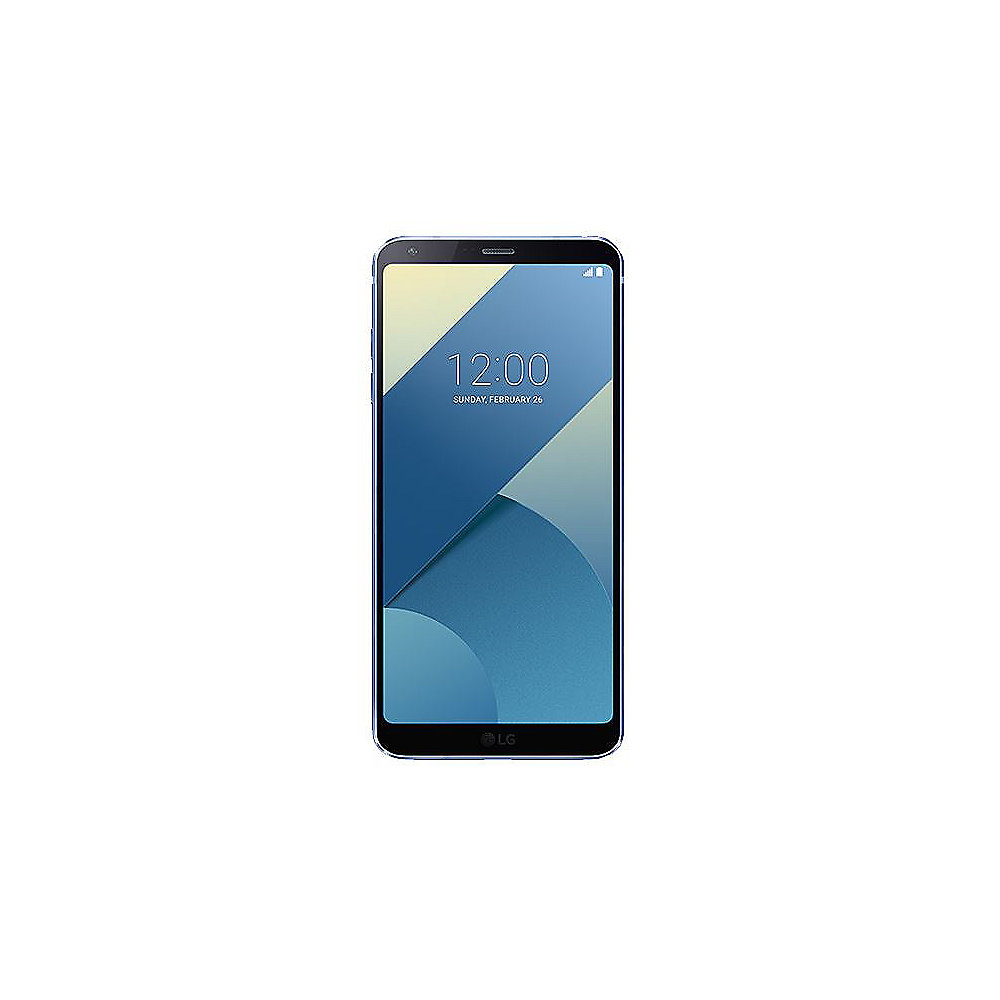 LG G6 32GB marine blue Android 7.0 Smartphone ++ Cyberport