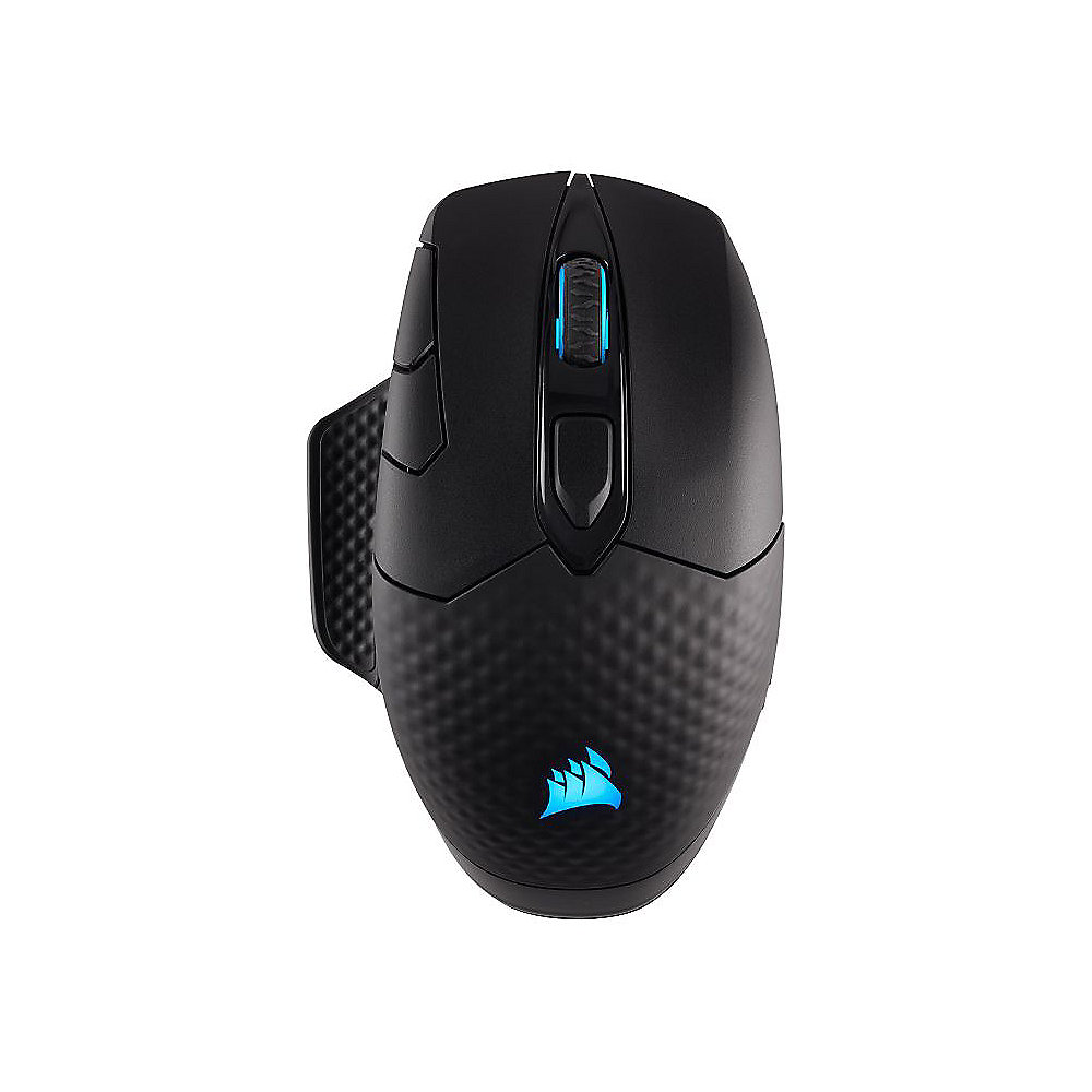 Corsair Optische Gaming Maus Dark Core RGB 16.000dpi schwarz