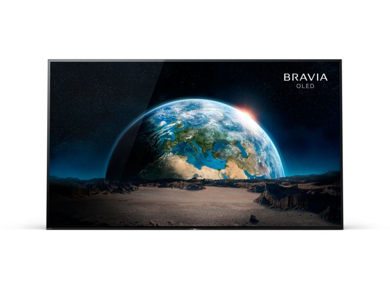 "SONY Bravia KD77A1 195cm 77"" OLED 4K UHD HDR 2x DVB-T2HD/C/S Android TV"