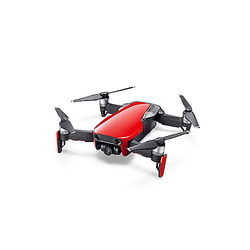.DJI Mavic Air Fly More Combo Flame Red