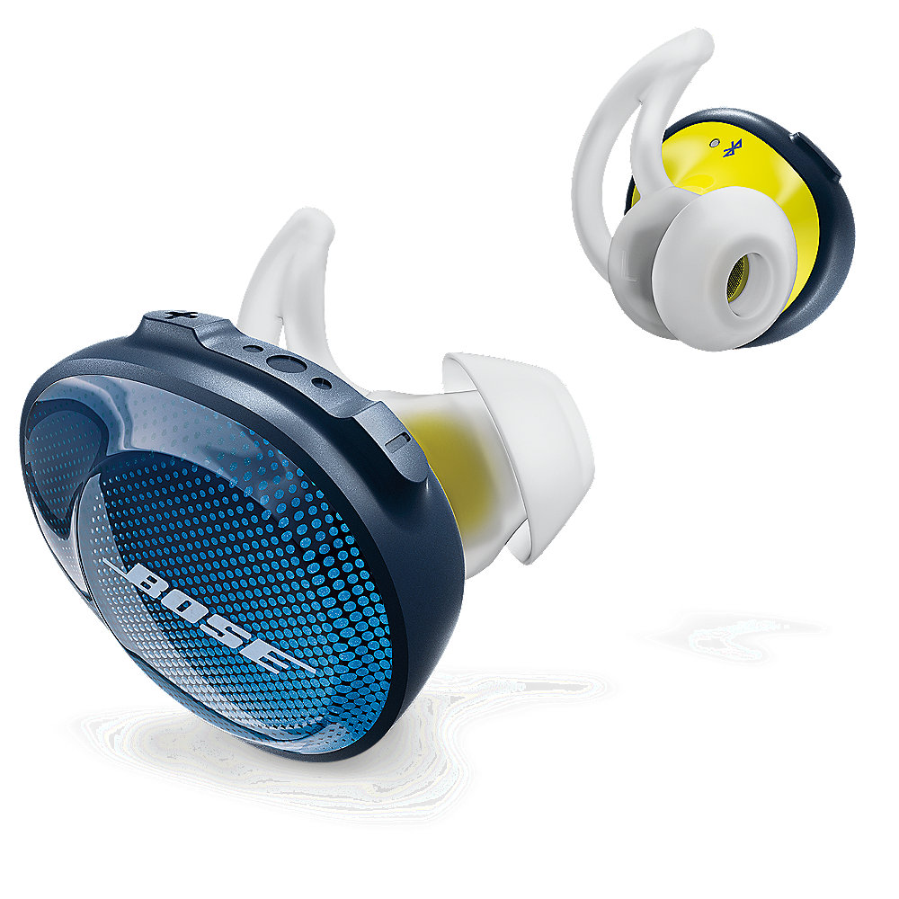 BOSE SoundSport Free Wireless In-Ear Kopfhörer Blau