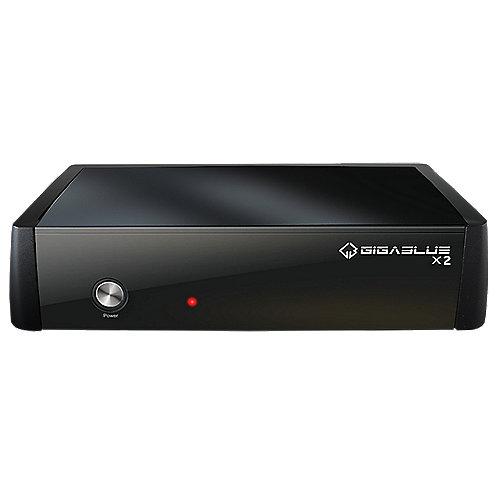 GigaBlue HD X2 Linux Receiver (eSATA, USB, HDMI...