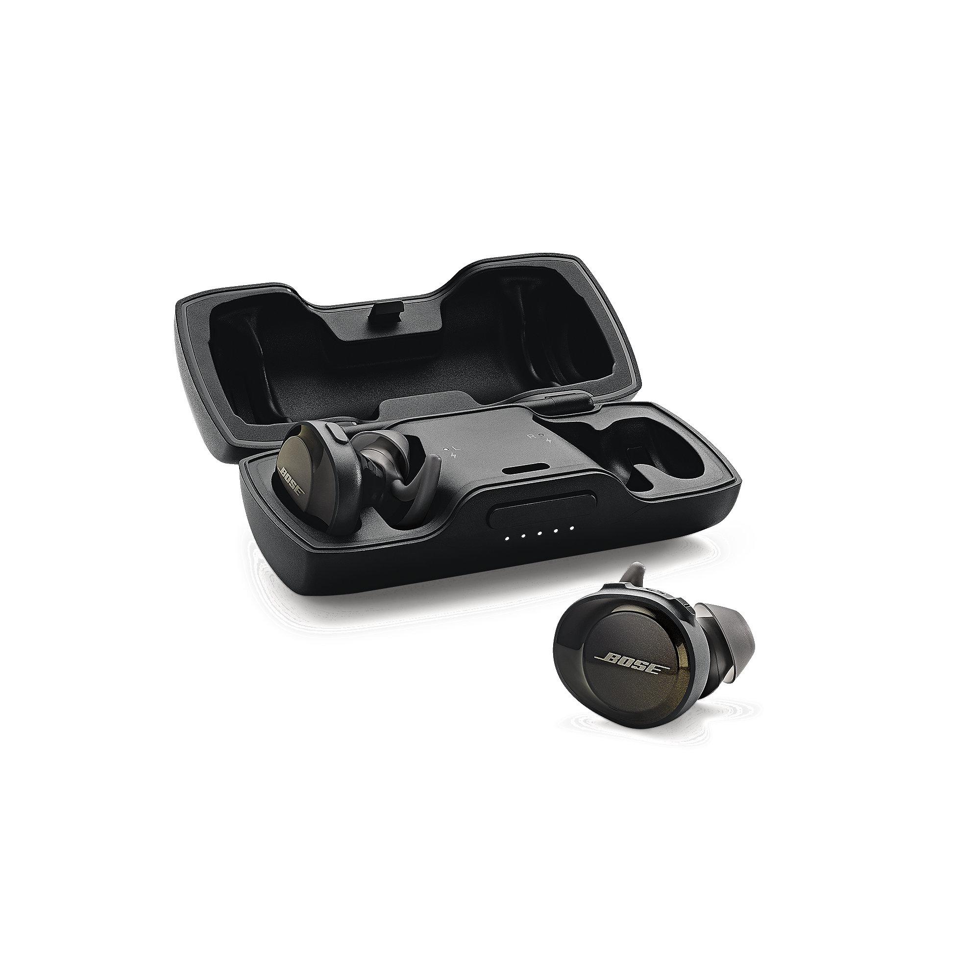 bose soundsport free wireless in ear kopfh rer schwarz. Black Bedroom Furniture Sets. Home Design Ideas