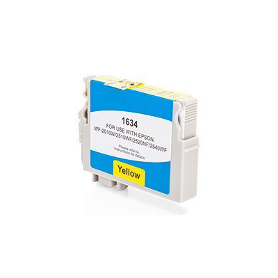 HQ Patronen Alternative zu Epson C13T16344012 / 16XL Tintenpatrone Gelb | 4056104496375