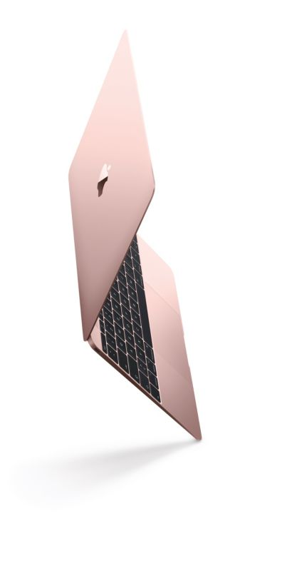 "Apple MacBook 12"" 2017 1,4 GHz i7 8GB 512GB HD615 Roségold BTO"