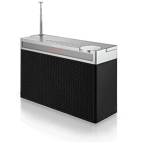 Geneva Touring/L Tragbares UKW/DAB-Plus Radio mit Bluetooth – schwarz | 0875419015200