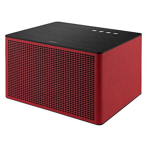 ACUSTICA/Lounge Bluetooth Lautsprecher und Line-Eingang – rot | 0875419015538