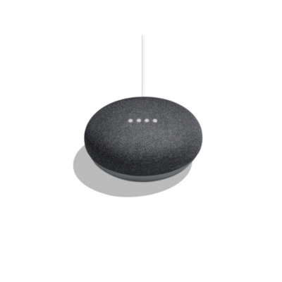 Google  Home Mini Karbon | 0842776102416