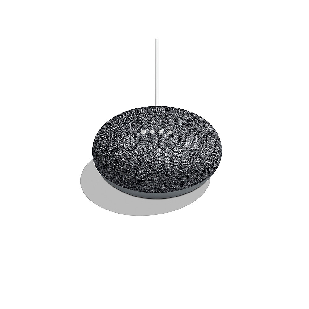 Google Home Mini Karbon