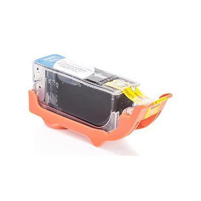 HQ Patronen Alternative zu Canon PGI-520BK Tintenpatrone Schwarz (mit Chip) | 4056104168104