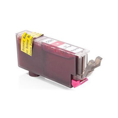 HQ Patronen Alternative zu Canon CLI-521M Tintenpatrone Magenta mit Chip | 4056104168135