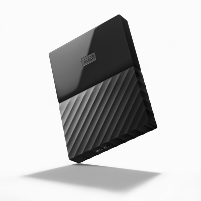 Western Digital WD My Passport für Mac USB3.0 3TB 2.5zoll inkl. USB-C Kabel schwarz | 0718037862163