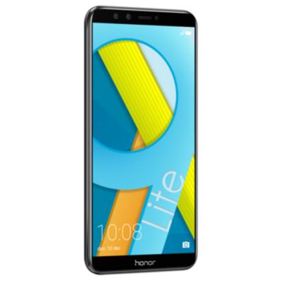 Honor  9 Lite midnight black 3/32GB Android 8.0 Smartphone mit Quad-Kamera | 6901443210893