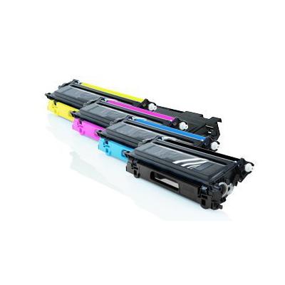 HQ Patronen Alternative zu Brother TN-135 Toner Multipack (BK, C, M, Y) | 4056104863634