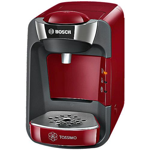 Bosch TAS3203 TASSIMO SUNY Multi-Getränke-Automat rot | 4242002773155