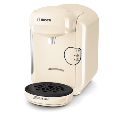 Bosch TAS1407 TASSIMO VIVY 2 Multi-Getränke-Automat creme