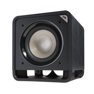 Polk  HTS 10 Subwoofer 25,4cm (10″) mit Power-Port schwarz | 0747192128333