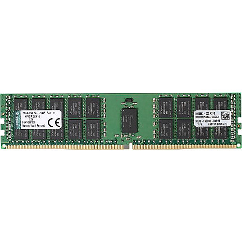 "16GB Kingston DDR4-2666 PC-213900 reg. ECC Speicher Apple 27"" iMac Pro Late 2017"
