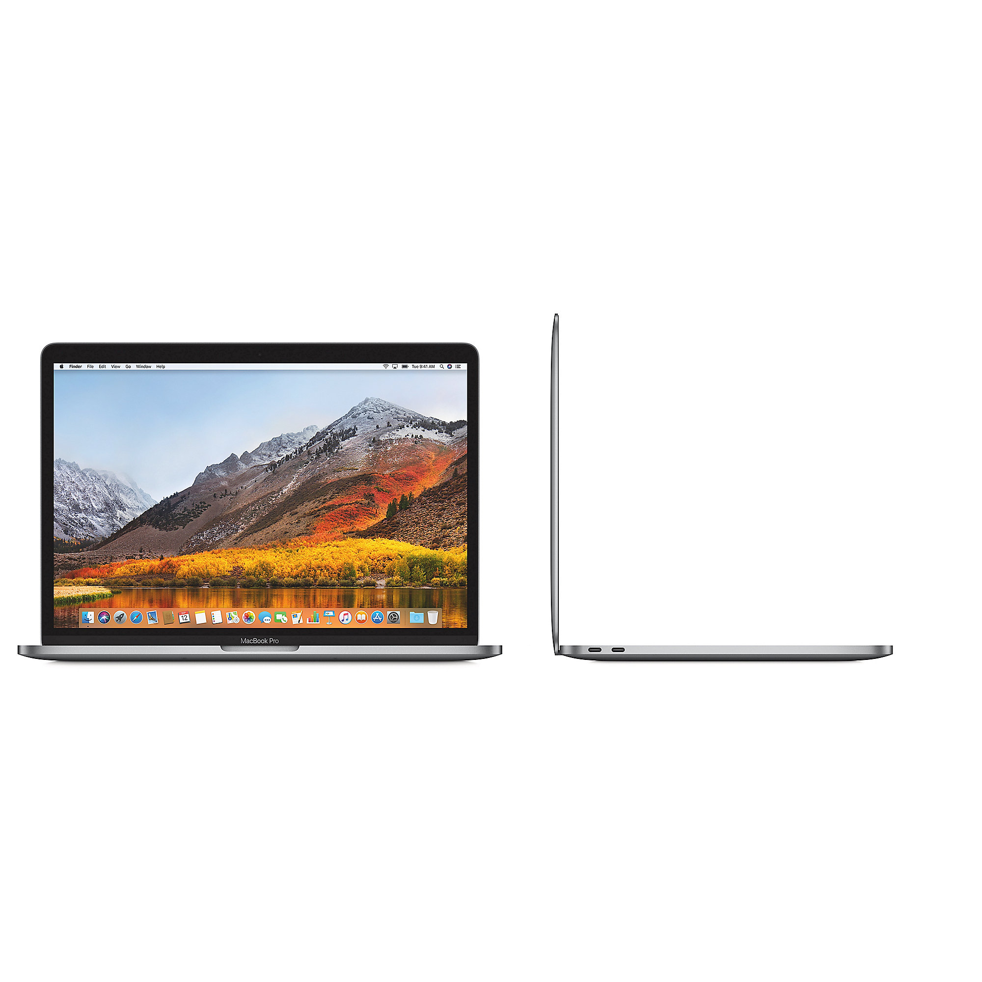 "Apple MacBook Pro 13,3"" Retina 2017 i5 2,3/8/128 GB IIP640 Space Grau MPXQ2D/A"