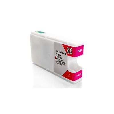 HQ Patronen Alternative zu Epson C13T789340 / T7893 XXL Tintenpatrone Magenta | 4057032100747