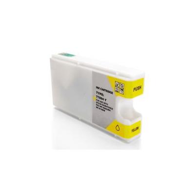 HQ Patronen Alternative zu Epson T7894 XXL Tintenpatrone Gelb | 4057032100754