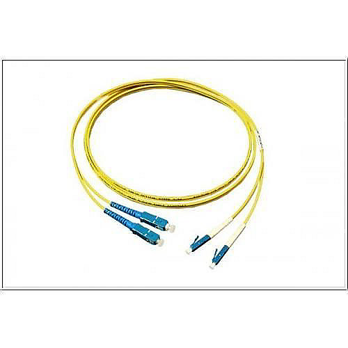 Good Connections Patchkabel LWL Duplex OS2 LC/SC Singlemode 3m