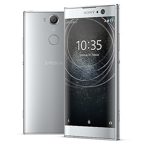 Sony Xperia XA2 silver Android 8.0 Smartphone