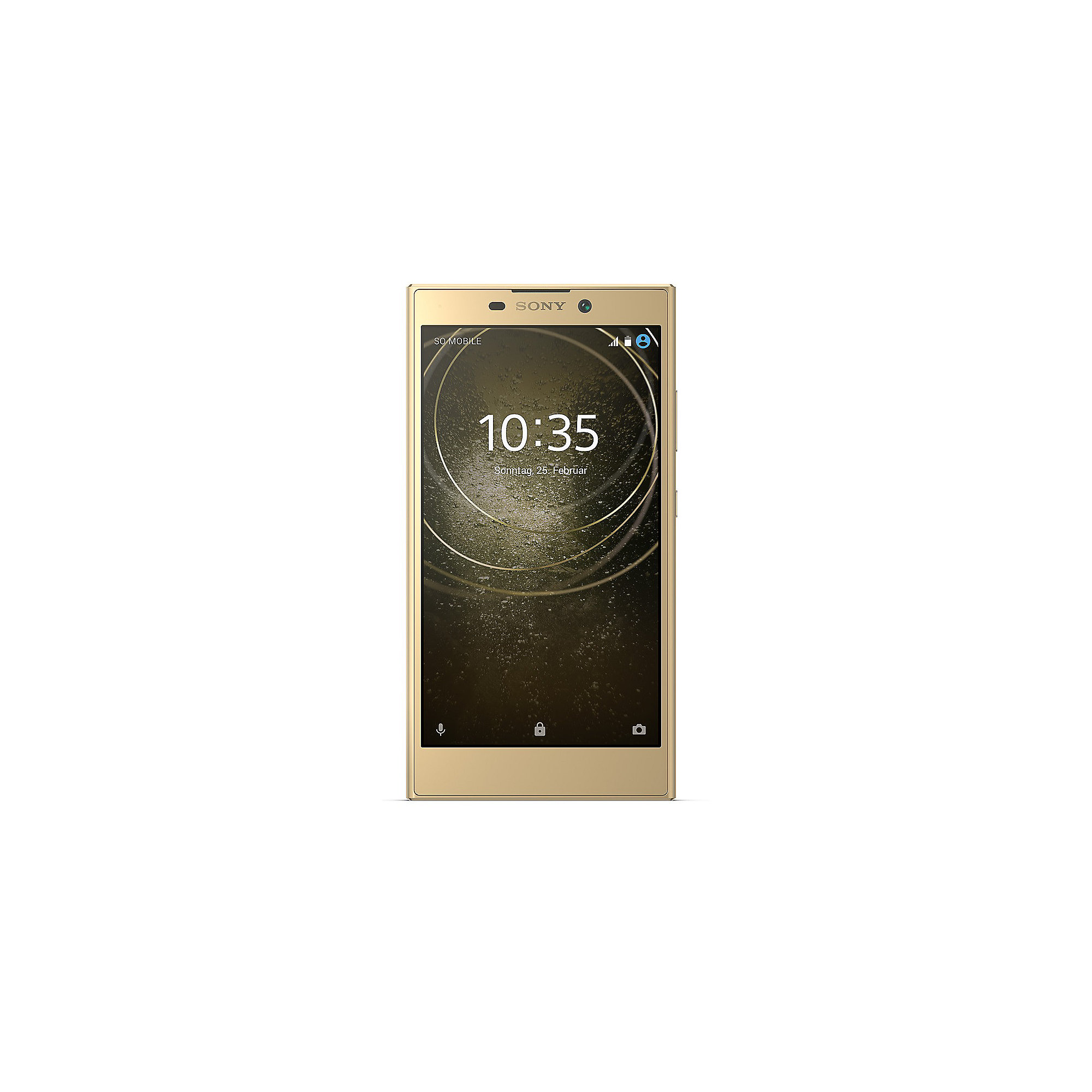 Sony Xperia L2 gold Android 7.1 Smartphone