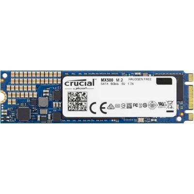 Crucial  MX500 SSD 250GB M.2 Micron 3D TLC SATA600 | 0649528785084
