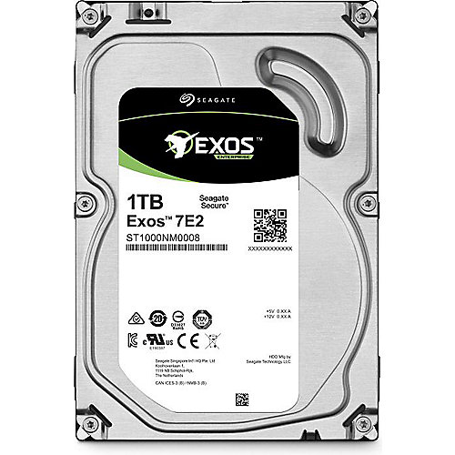Seagate Enterprise Capacity ST1000NM0008 - 1TB 7200rpm 128MB 3.5zoll SATA600