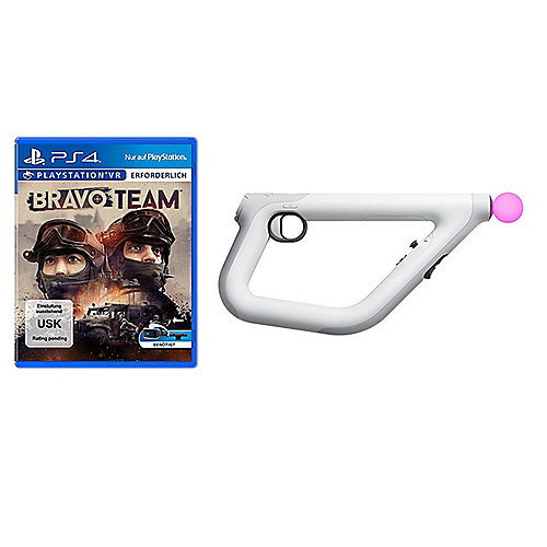 Sony PlayStation VR-Ziel-Controller Bravo-Team ...