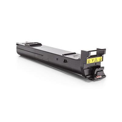 HQ Patronen Alternative zu Konica Minolta A0DK252 Toner Gelb für ca. 8.000 Seiten   4250631283396