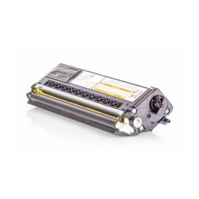HQ Patronen Alternative zu Brother TN-900Y Toner Gelb für ca. 6.000 Seiten | 4057032808407