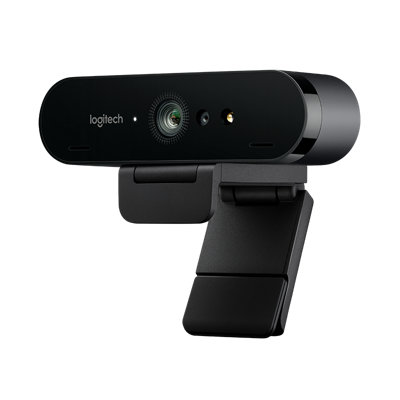 Logitech  BRIO 4K Ultra-HD-Webcam für Videokonferenzen, Streaming 960-001106 | 5099206068100