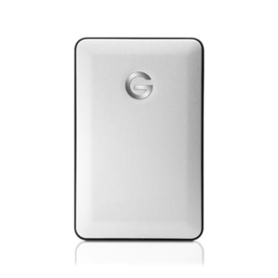 G-Technology  G-DRIVE Mobile 2TB USB3.0 2,5zoll SATA600 5400rpm silber | 0705487206319