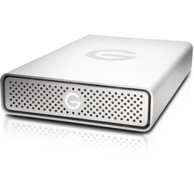 G-Technology  G-DRIVE USB-C 10TB USB3.1 3,5zoll SATA600 5400rpm silber | 0705487204230