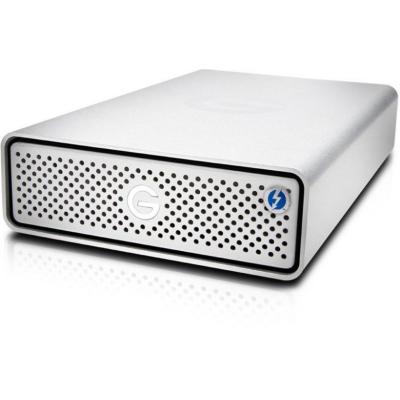 G-Technology  G-DRIVE Thunderbolt3 8TB USB3.1 G.1 3,5zoll SATA600 7200rpm silber | 0705487204698