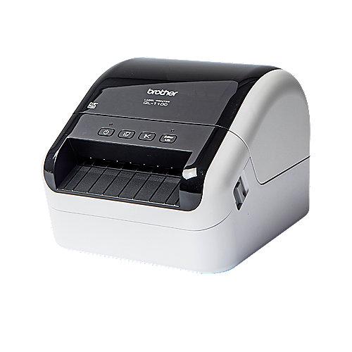 Brother QL-1100 Etikettendrucker USB | 4977766784078