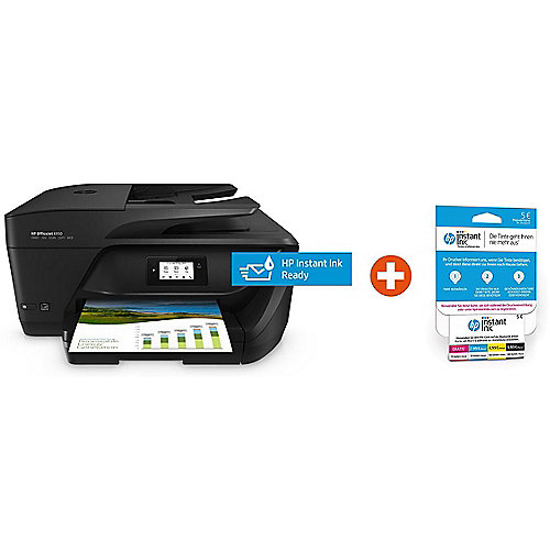 HP OfficeJet 6950 Multifunktionsdrucker + 5 EUR Instant Ink Guthaben