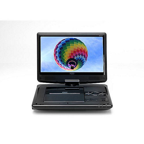 "CP7903-11X XORO HSD 1011 25.6 cm 10,1"" DVB-T/T2 portabler Fernseher mit DVD-Play"