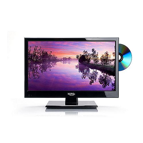"""CP7903-121 XORO HTC 1546 40 cm 15,6"""" DVB-C/S2/T2 Fernseher mit DVD-Player"""