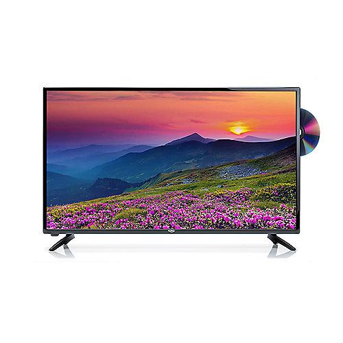 """CP7903-122 XORO HTC 1946 47 cm 18,5"""" DVB-C/S2/T2 Fernseher mit DVD-Player"""