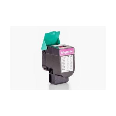 HQ Patronen Alternative zu Lexmark 0C544X1MG Toner Magenta für ca. 4.000 Seiten | 4057032149616