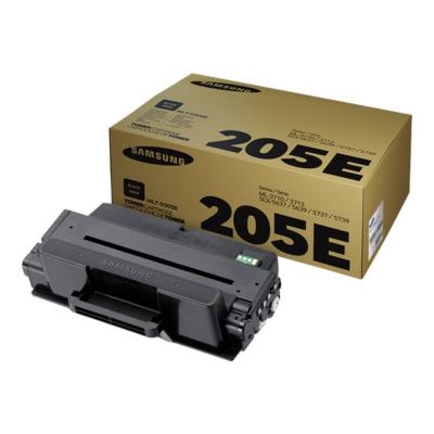 Samsung  MLT-D205E Original Toner Schwarz für ca. 10.000 Seiten | 0191628483150