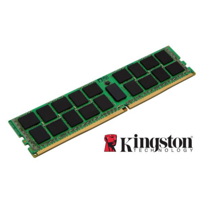 Kingston 16GB  DDR4-2400 reg. ECC RAM – HP/Compaq branded | 0740617259186