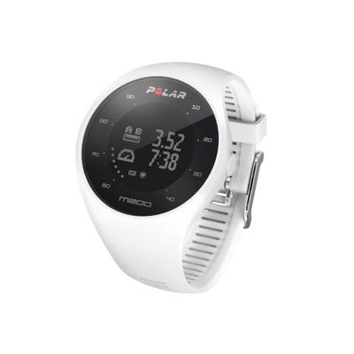 Polar  M200 Weiß M/L GPS-Laufuhr mit Pulsmessung | 0725882042756