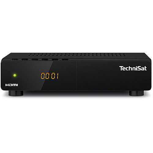 TechniSat HD-S 222 Satelliten-Receiver (HDMI, HDTV, USB 2.0)